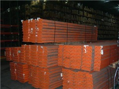 supplier of used Pallet racks, Mezzanines, Conveyors