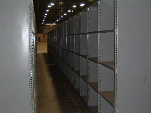 Clip-Type Shelving