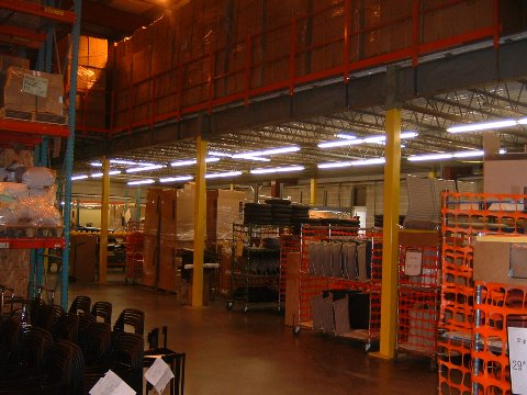 Mezzanines available in MA