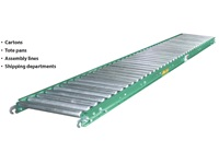 Light Duty Gravity Roller Conveyor