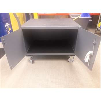 Used Low Profile Mobile Cabinet