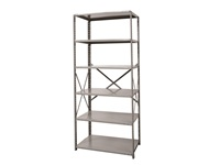 Open Shelving Starter Unit - Medium Duty - 6 Shelf