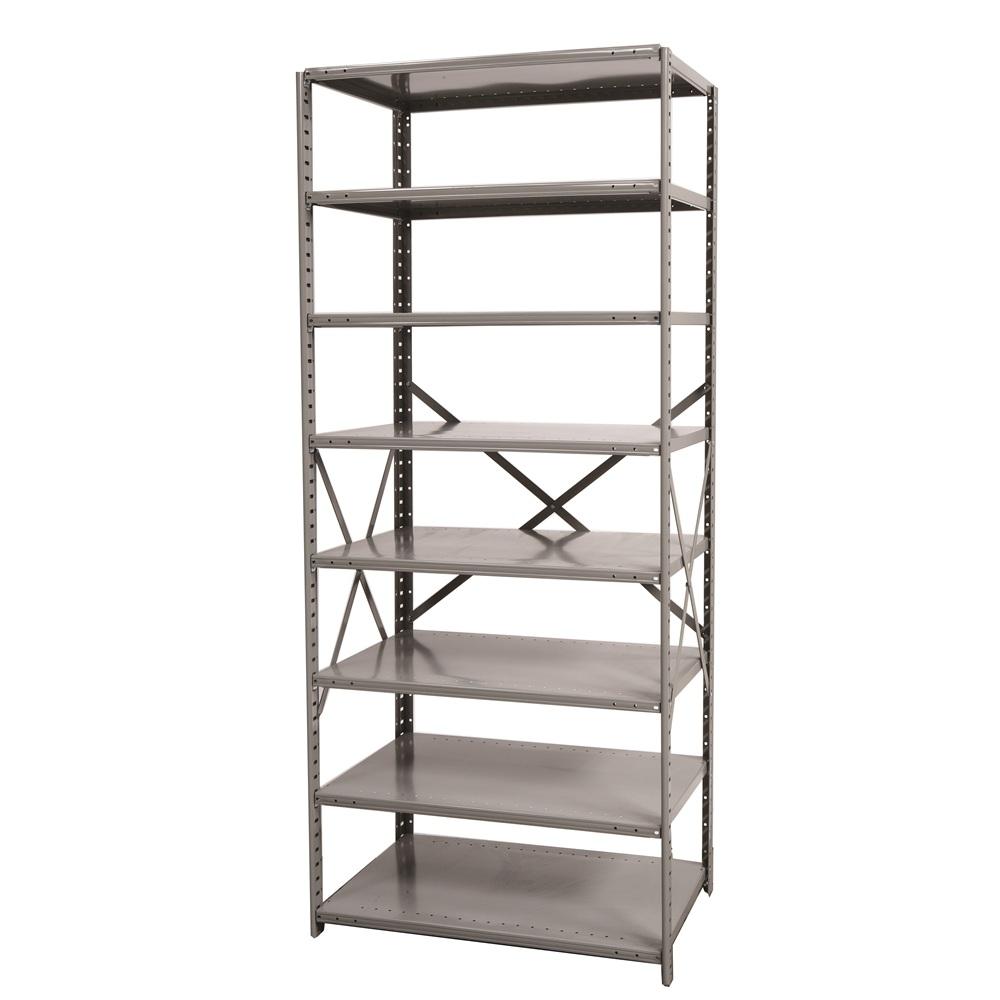 open shelving starter unit medium duty model 13