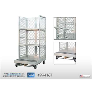 New Age Industrial Order Picker Platform