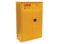 Safety Flammable Cabinet - Bi-Fold