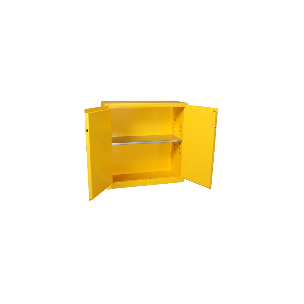 Safety Flammable Cabinet With Manual Close