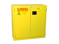 Safety Flammable Cabinet - Manual Close