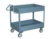 Deep Lipped Service Cart - Model EK