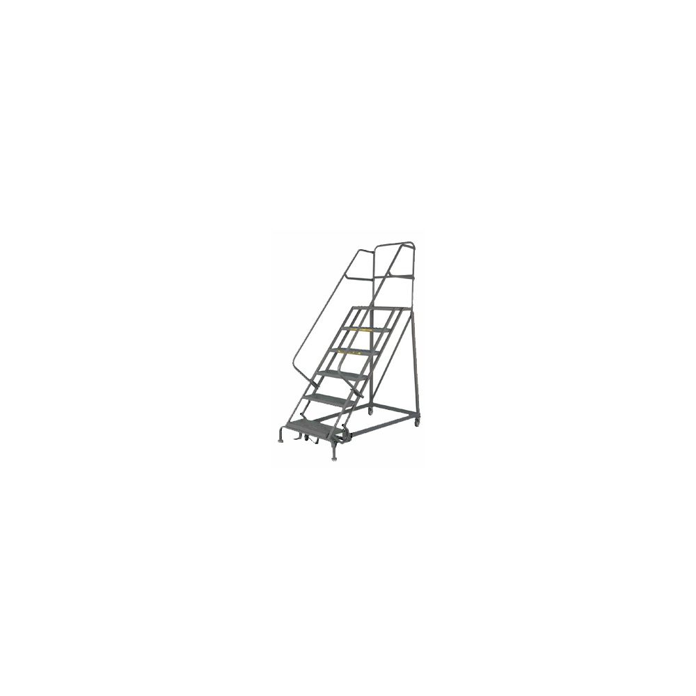 Narrow Aisle Safety Angle Ladder Model Ec6