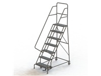 Rolling Safety Ladder - Model SR6