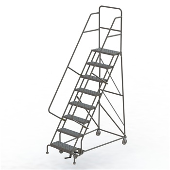 Rolling Safety Ladder