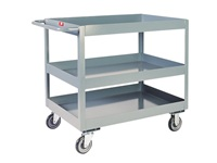 Deep Lipped Service Cart - Model LN