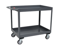 Deep Lipped Service Cart - Model LT