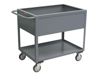 Deep Lipped Service Cart - Model NA