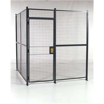 WireCraters Wire Partition