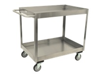 Deep Lipped Service Cart - Model XZ
