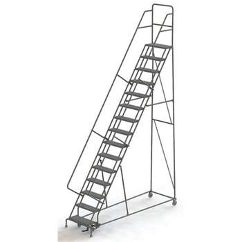 Used Tri-Arc Rolling Safety Ladder