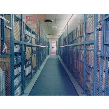 WireCraters Wire Partition Evidence & Secured Enclosures