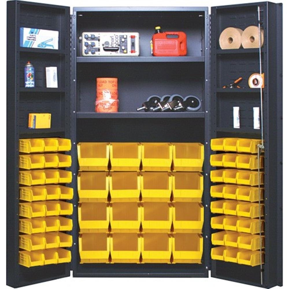 Heavy Duty Bin Cabinet Qsc 64 2s 6ds